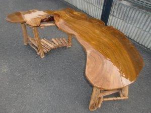 画像3: 楠の椅子