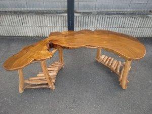 画像2: 楠の椅子