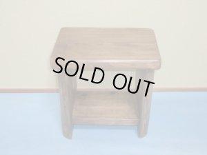 画像2: ひのき一人用椅子