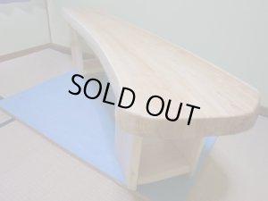 画像3: ボックス足のひのきベンチ